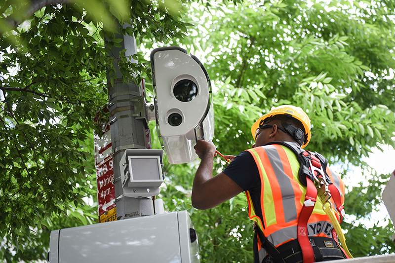 Queens Drivers Slammed With Millions In Speed Camera